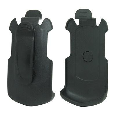 For Kyocera DuraXE E4710 Black Swivel Belt Clip Holster Case