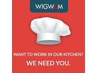 Kitchen Attendant - Start ASAP - Flexible work