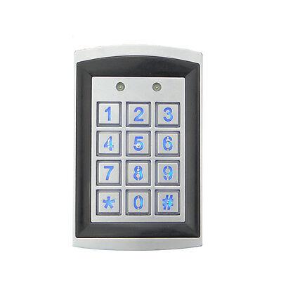 Access Control Key Pad Proximity Card Reader Wiegand 26-bit Em125kh