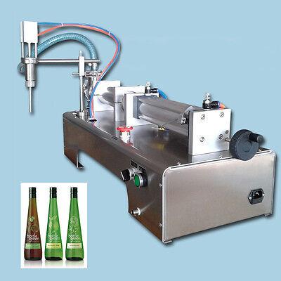 New High Pressure Liquid Filling Machine Fills up to 40 Bottles/Minute & 1000ml