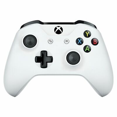 Microsoft Xbox One 3.5mm Wireless Controller - White