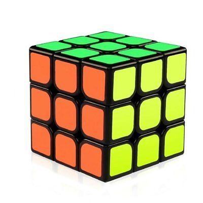 Speed 3x3x3 Rubik Cube Rubix 5.6cm Smooth Fast turn Original Rubic cube colour