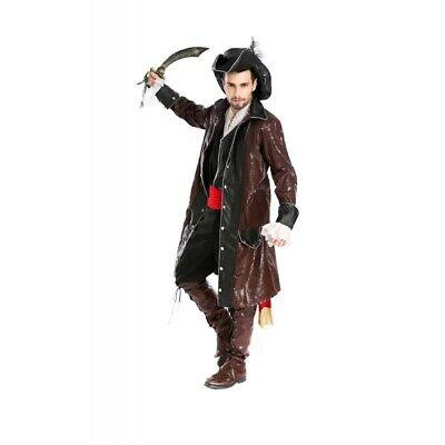Herrenkostüm Fluch der Karibik PIRAT 4 Karneval Piratenkostüm Jack - Kostüm Pirat Herren