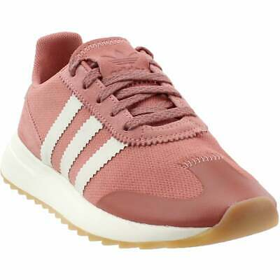 adidas Flashback Runner Sneakers Casual    - Pink - Womens Adidas Pink Sneakers