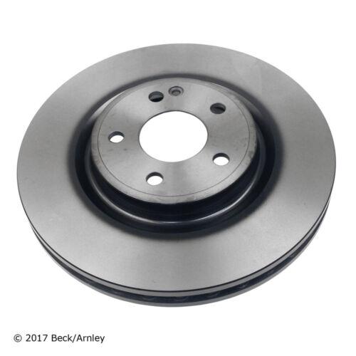 Beck Arnley 083-2757 Brake Disc