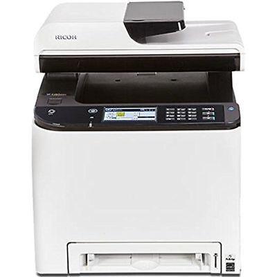 Ricoh SP C261SFNw A4 Color Laser Multifunction Printer, Copy, Scan, Fax, WiFi