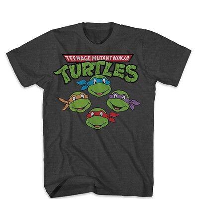 Teenage Mutant Ninja Turtles die Vier Köpfe Lizenziert - Vier Teenage Mutant Ninja Turtles