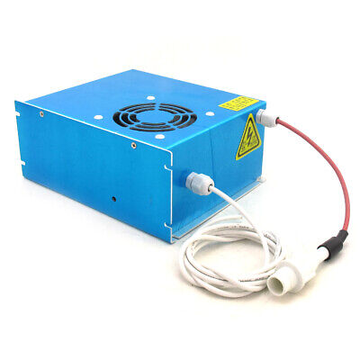New Power Supply Power Source For 90 - 100w W2 S2 Co2 Laser Tube 110v 35kv