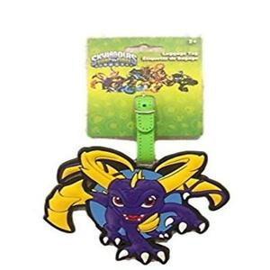 Skylanders Swap Force Luggage Tag Id Official Licensed