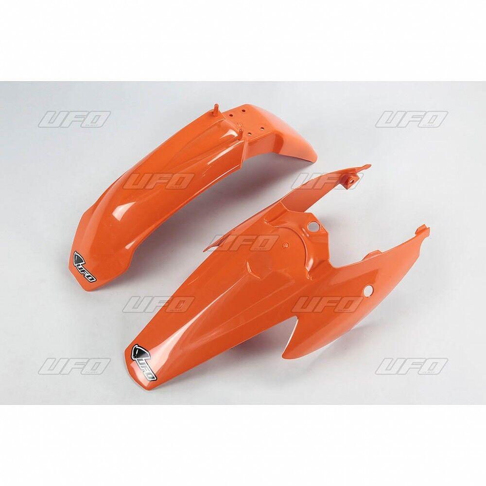 KTM 660 SMC 2004-2007 Enduro UFO Plastic Kit OEM all Orange