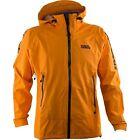 Orange Cycling Jackets
