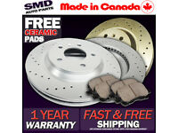 2004 2005 2006 For Cadillac XLR Front Ceramic Brake Pads