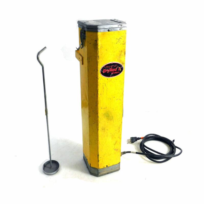 Phoenix DryRod II Type 1 Electrode Stabilizing Oven 10lb Capacity 300F Preset