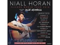 2 Tickets for Niall Horan March 18th SECC Armadillo