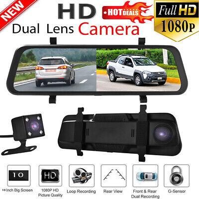 10 backup camera mirror car rear view