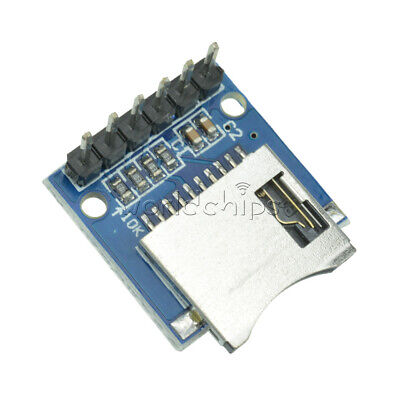 5pcs Lot Mini Sd Card Module Memory Micro Sd Tf Card Module For Arduino Avr