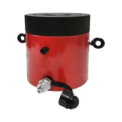 Lock Nut 150-ton Hydraulic Cylinder 4 Stroke Jack Ram 10.25 Closed Height