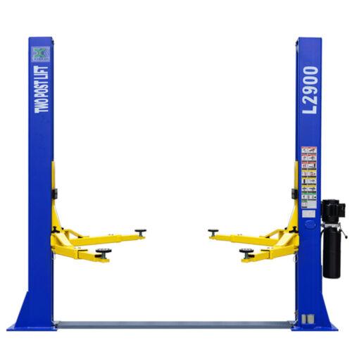 2 Post Car Lift 9,000 LB Capacity L2900 Auto Truck Hoist 220 Volt