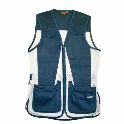 True Navy Bekleidung (Musto Competition Skeet Shooting Vest True Navy )