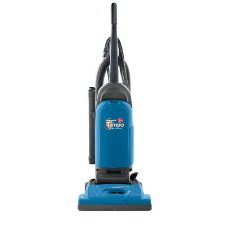 Hoover Tempo Widepath Upright Vacuum Blue U5140900
