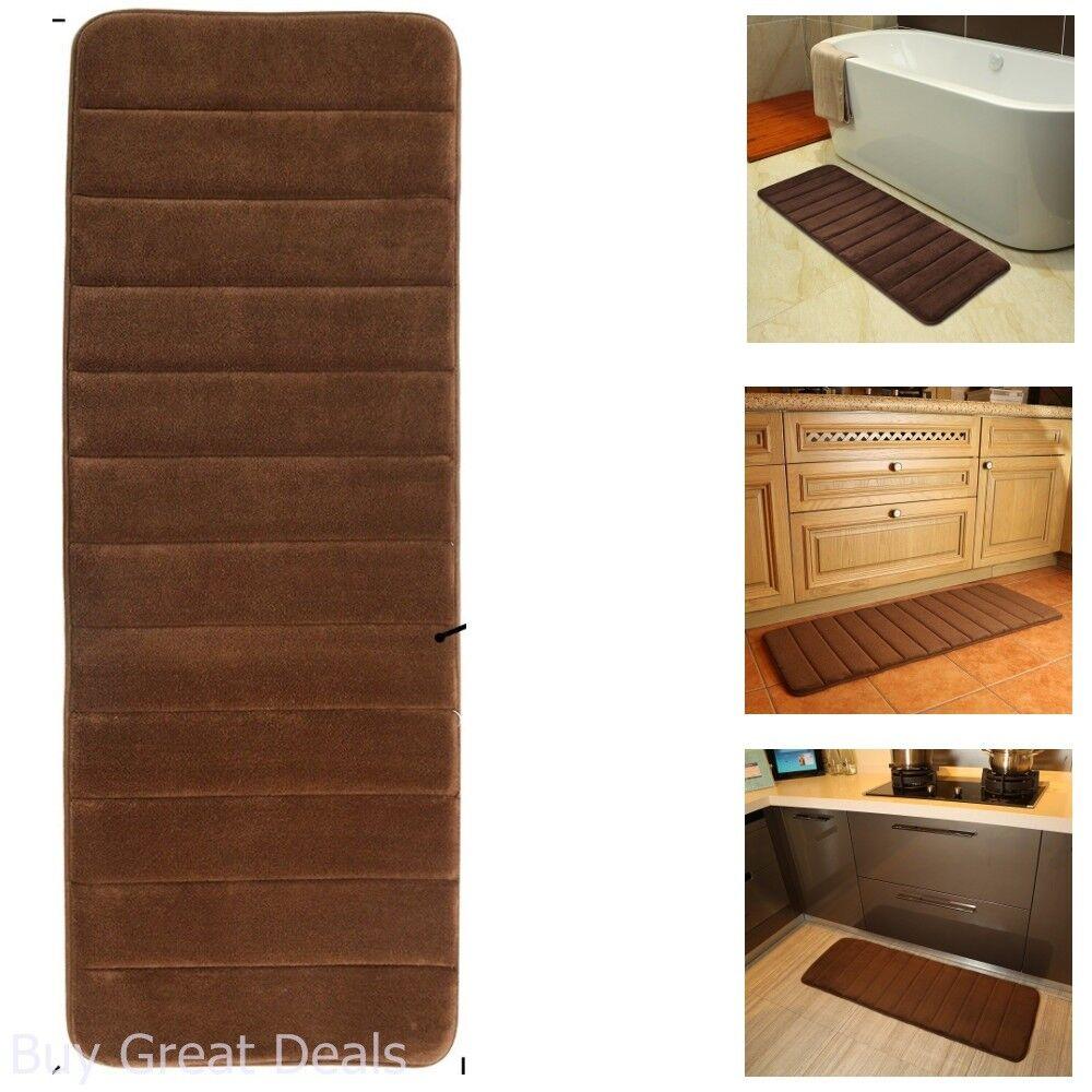 Floor Mat Memory Foam Comfort Cushion