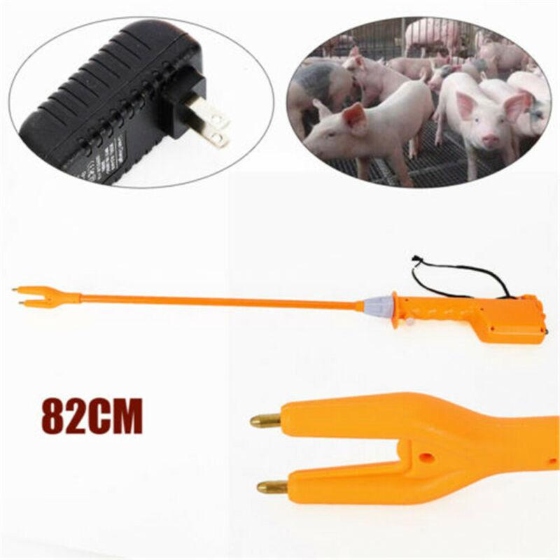 Animal 82CM Hot-Shot Electric Livestock Stock Prodder Safe Prodder Rechargeable