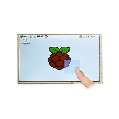 9 Lcd Monitor Hdmi Vga 2av Driver Board Touchscreen For Raspberry Pi 3 Pi2 Us
