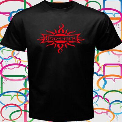 GODSMACK Hard Rock Band Logo Men