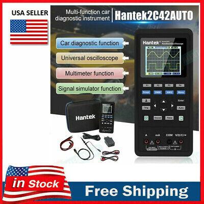 eBay - Hantek 3in1 Digital Oscilloscope+Waveform Generator+Multimeter (2D72) 70MHz