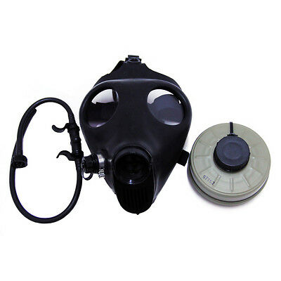 Israeli Youth Kids Civilian Gas Mask   Standard 40Mm Nbc Filter