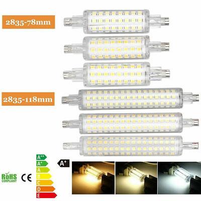 R7S 78/118mm 12/16W 2835SMD LED Floodlight Corn Replace Halogen Lamp Light Bulbs
