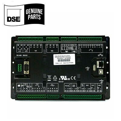 Dse8760 Rear Mounted Auto Transfer Switch Mains Original 1 Year Warranty