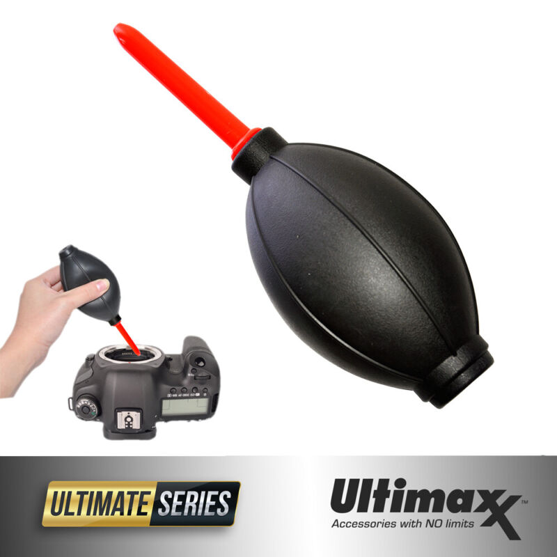 Ultimaxx Professional High Quality Dust Cleaner Blower for Cameras And Camcorder