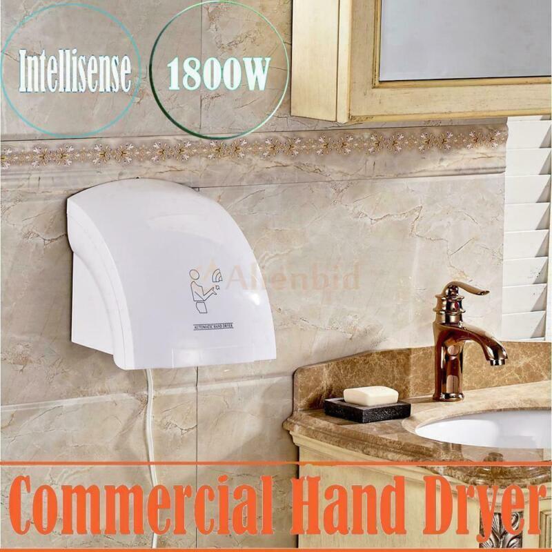 Hotel Automatic Infared Sensor Hand Dryer Household Bathroom