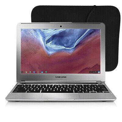 Samsung Chromebook - 11.6-Inch, 1.7GHz, 2GB RAM, 16GB SSD, HDMI Port