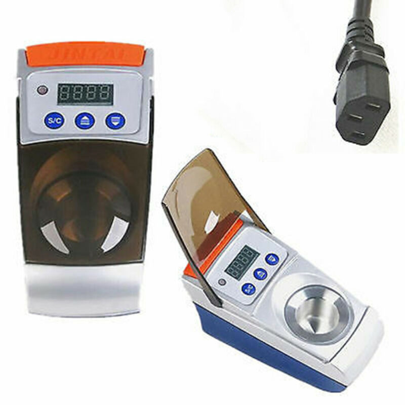 60W Dental Lab Digital Wax Pot Analog Melting Dipping Heater Melter Pot LED 110V