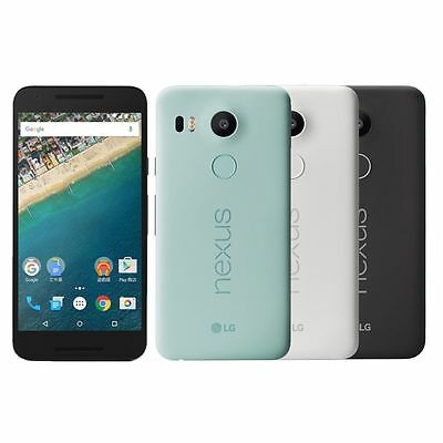 LG Google Nexus 5X 32GB 12.3 MP Camera Unlocked GSM + CDMA LTE Hexa-Core Phone