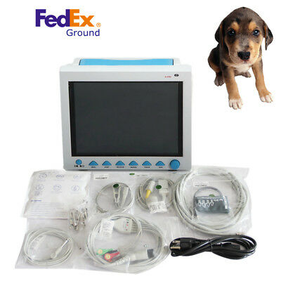 Veterinary Icu Ccu Vital Signs Patient Monitor6 Parameters Animal Pets Machine