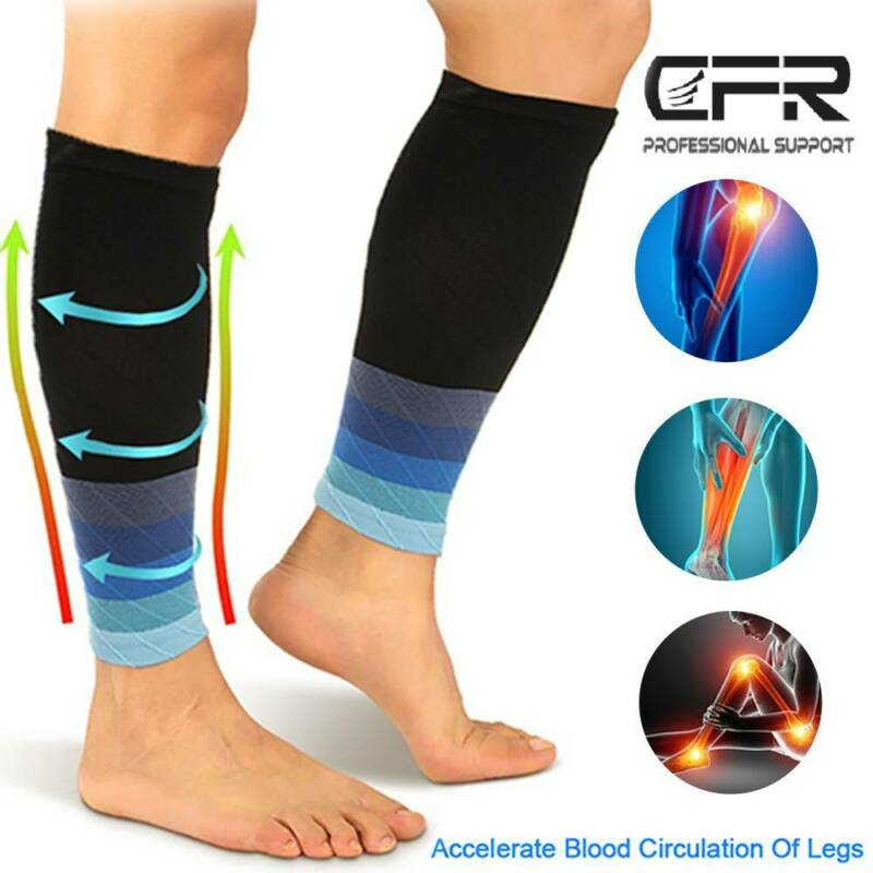 Mens Women Compression Socks Running