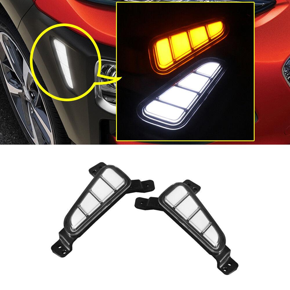AMBER for Hyundai TIBURON HYUNDAI Genuine LED Interior Lighting Kit ORANGE