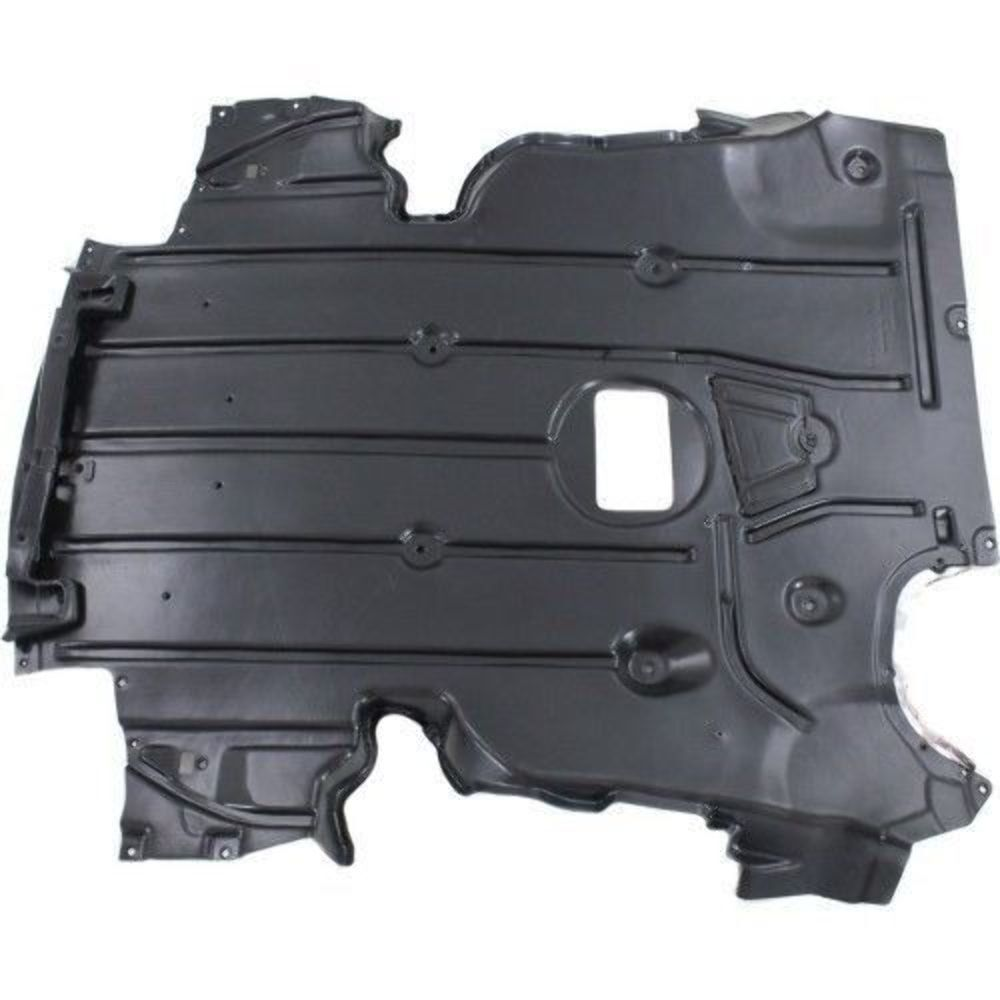 Compatible with 2007-2011 BMW 335i Sedan Front Right Passenger Side Undercar Shield