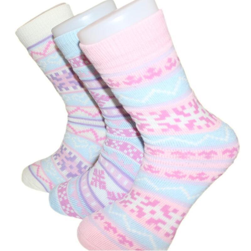 e30adbfd707 Womens Thermal Socks