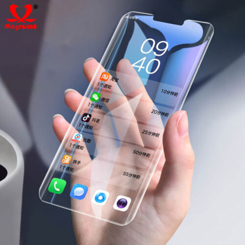 New For Huawei P30 Pro Tempered Glass Screen Protector Full Protection 3 Pack Cell Phone Accessories