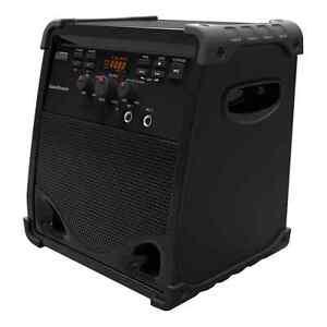 NEW Goodmans XXB16CDGBT Karaoke | Bluetooth, CDG Graphics, USB , Microphone