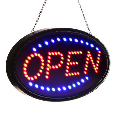 Led Open Sign Flashing Display Electric Billboard Bright Advertising Board Light