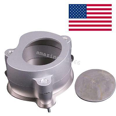 Dental Aluminium Denture Flask Compress Compressor Parts Lab Equipment Jt-12 New