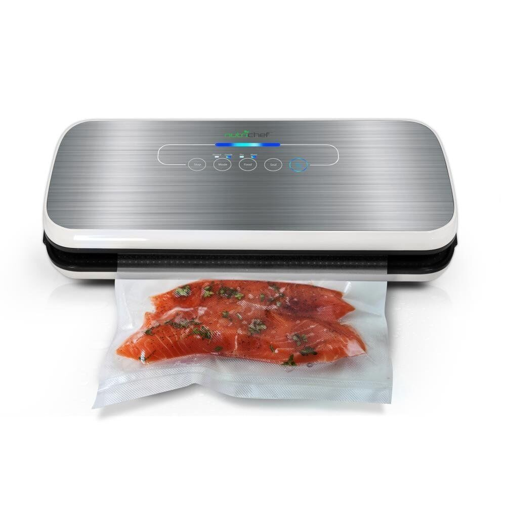 Nutri-Chef Automatic Food Vacuum Sealer - Electric Air Seali