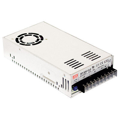 Mean Well Sp-320-5 Ac To Dc Power Supply Single Output 5 Volt 55 Amp 275 Watt