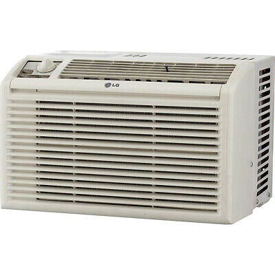 LG 5,000 BTU 11.2 EER 115V Window Air Conditioner