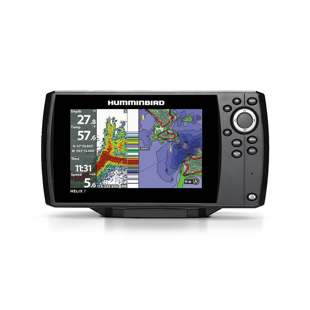 humminbird helix 7 chirp sonar gps g2 combo | ebay, Fish Finder